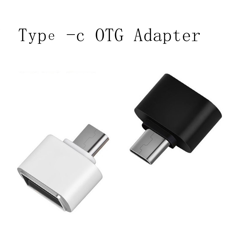 USB Type-C OTG Cable Adapter Converter Phone For Huawei Samsung Xiaomi Mi5 simple Type-C OTG  Adapter Converter Gamepad Adapters