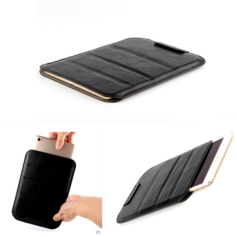 sleeve Case For New iPad 9.7 inch 2018 A1954 A1893 PU Leather slim cover Pouch Bag Sleeve Bag For ipad Air 1 2 9.7'' 2017 Tablet for new ipad 9 7 inch 2018 a1954 a1893 pu leather sleeve slim cover pouch bag sleeve bag case for ipad air 1 2 9 7 2017 tablet