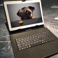 מתנה חינם מקלדת רוסיה S109 אנדרואיד 5.0 10.1 inch tablet pc המקורי MT6582 Quad Core 2 GB RAM + 16 GB ROM 2MP IPS טבליות pcs