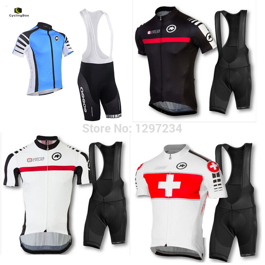 f3f351c44b4401 2015 men s assos bike jersey black assos bib shorts white cycling clothing  8 style assos biking gilet ride sets bicycle shirt