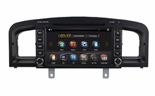 Touch Screen HD 2 din 7 Car Radio DVD GPS Navigation for Lifan 620 With Bluetooth