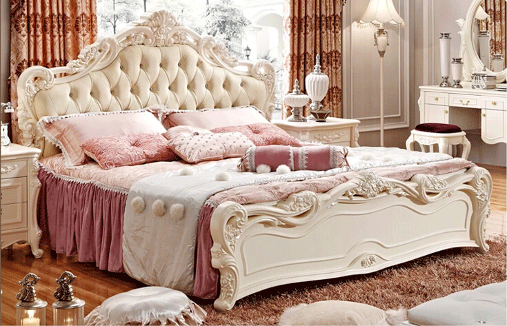 Aliexpress.com : Buy Luxury New Classic Design Wooden Bed Of Bedroom  Furniture Set 0409 FA802 From Reliable Designer Wooden Beds Suppliers On  China Building ... Amazing Design