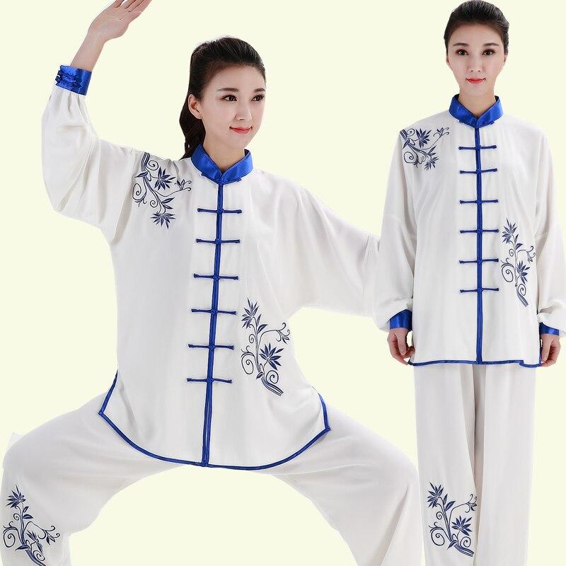 Chinese velvet Wushu Kung Fu Taichi Uniform Martial Art Clothes Set Wing Chun