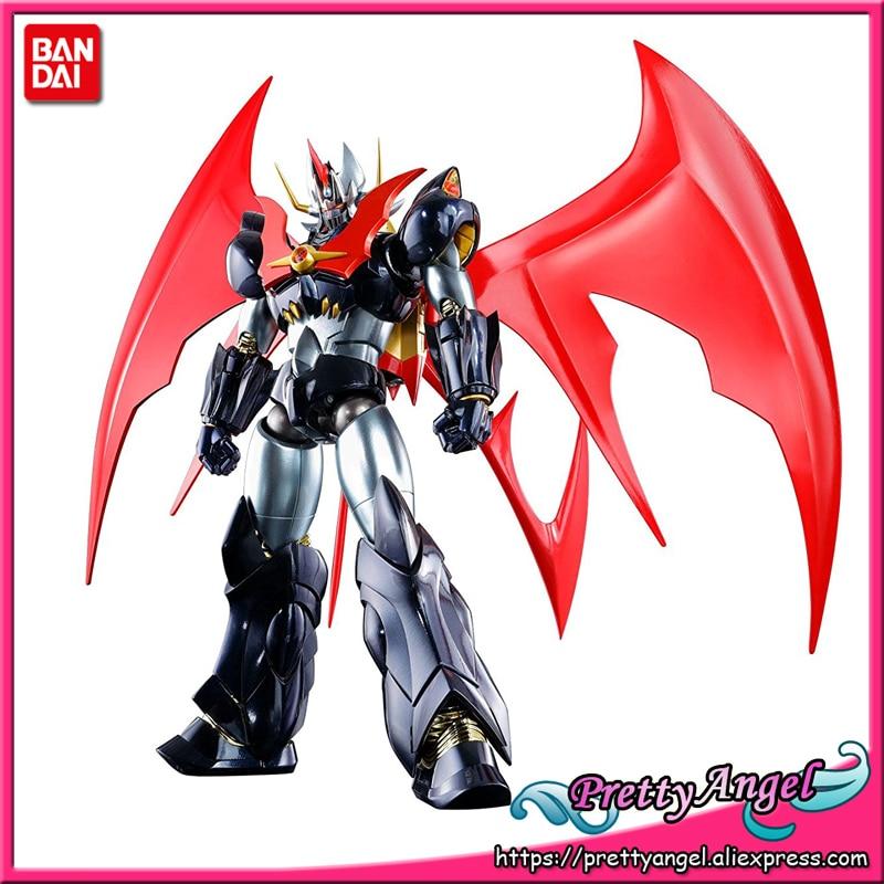 PrettyAngel - Genuine Bandai Tamashii Nations Soul of Chogokin GX-75 Mazinkaiser Mazinkaiser Action Figure аккумулятор delta gx 12 75 12v 75 а ч gel