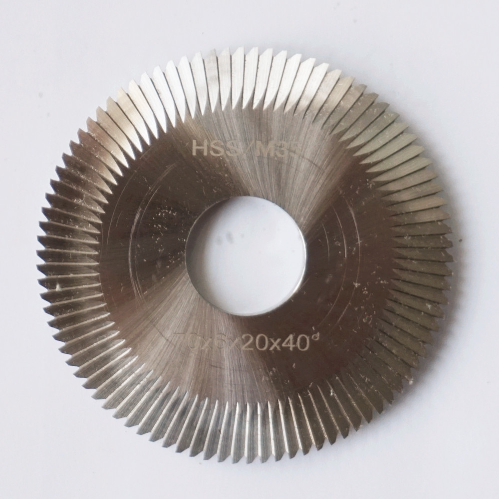 Raise Milling cutter 0012 for Wenxing Key Cutting Machine 888A 888C  amp  Gladaid GL-368AKL-918888A333A machine 1piece