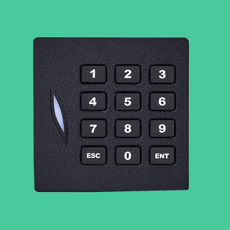 все цены на  Wiegand 26/34 Proximity Card Reader for Access Control System 125khz Rfid Card Reader 13.56mhz IC Access KR102 Slave Reader  онлайн