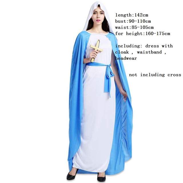 Online Shop Kids Adults Jesus Drama Priest Costumes Pope Nun Cosplay