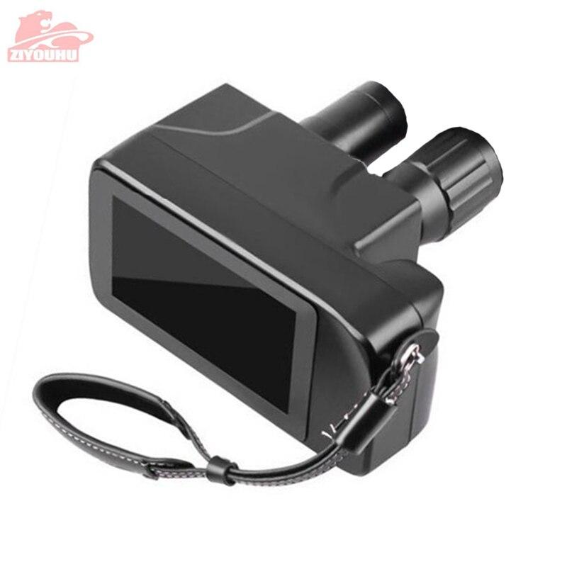 Image 4 - Новейший новый дизайн HD цифровой бинокль ночного видения умный сенсорный экран Лазерная многофункциональная камера для записи ночного мониторинга-in Ночное видение from Спорт и развлечения
