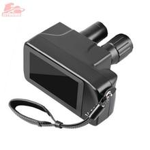 Latest New Design HD Digital Night Vision Binoculars Smart Touch Screen Laser Multi-Function Camera for Night Monitoring Record