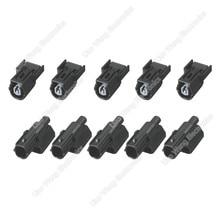 5 sets 1pin Car Connector For Automotive Connectors Plug-In DJ7011A-1.2-11/21