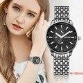 Новые SINOBI Женские часы Топ бренд класса люкс металлический ремешок наручные часы женские подарки кварцевые часы продвижение часы Relogio Masculino
