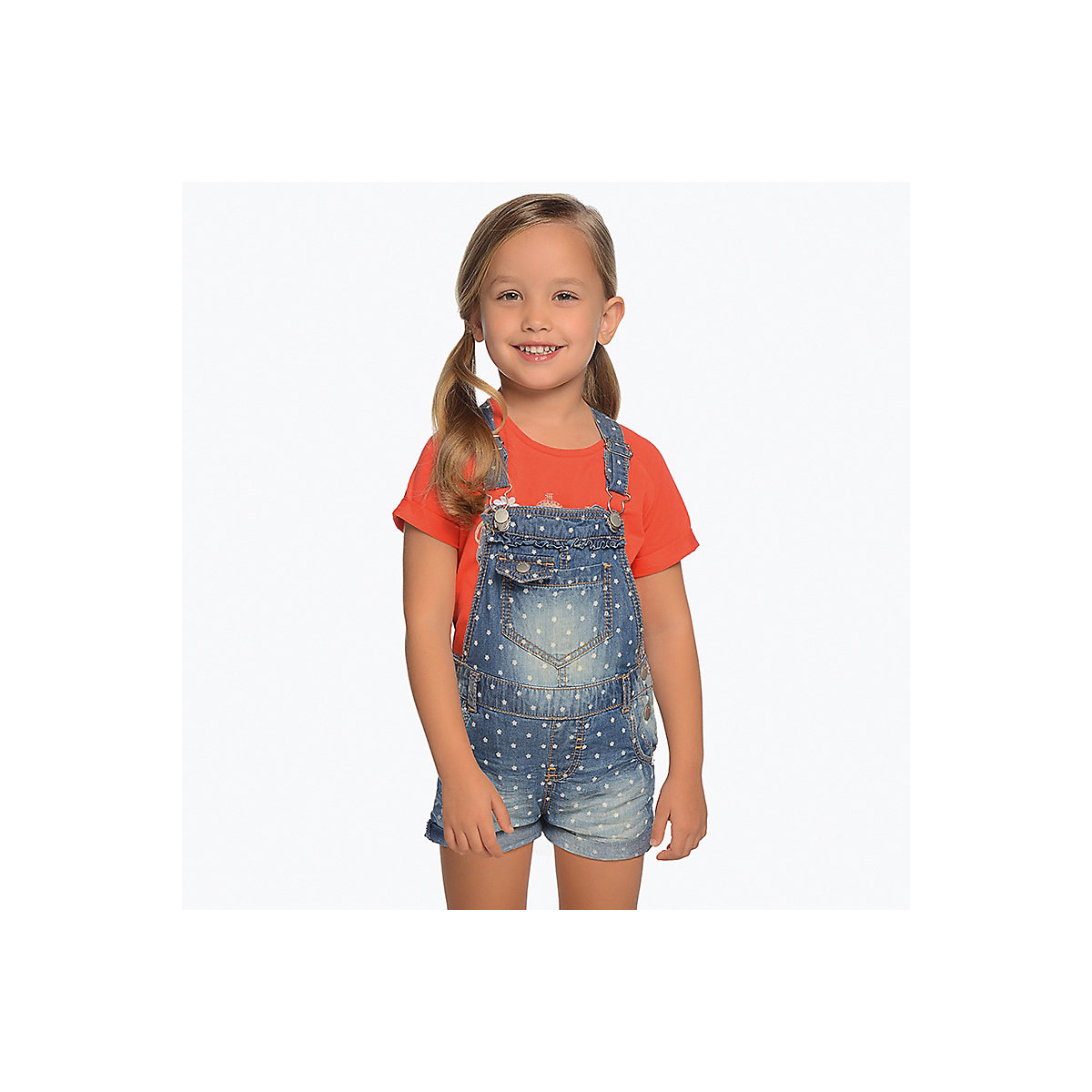 MAYORAL Overalls 10685274 summer Jumpsuit Children clothes Kids for girls overall jumpsuits overall junona overall