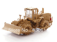 Norscot 1/50 CAT Military 815F Soil Compactor NRS55254 Original packing Construction vehicles toy