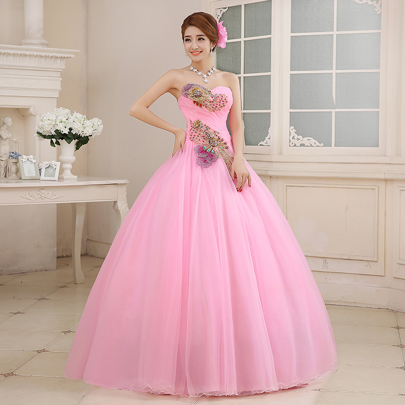 Real photo Quinceanera Dress Ball Gown 2019 Beadings Sleeveless Sweetheart Sequined Floor Length Formal dress