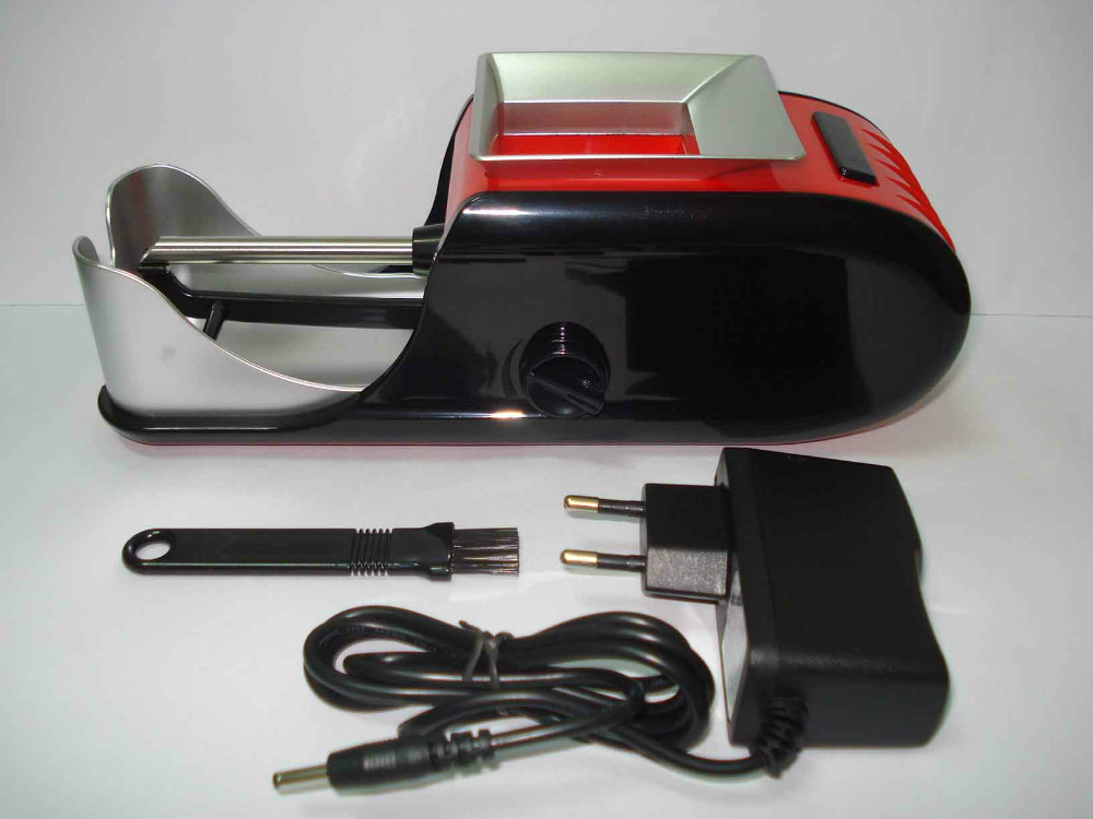 2pcs electric cigarette/tobacco automatic rolling machine OEM031A