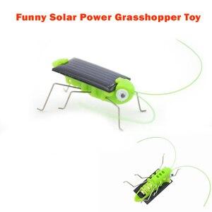 1 Piece Solar Power Toy Cool F