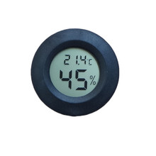 Zero влажности гигрометр температуры метр термометр жк-дисплей цифровой и