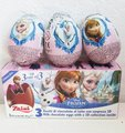 (6 Egg)  Pixar Frozen Chocolate Surprise Inside, Free Gift