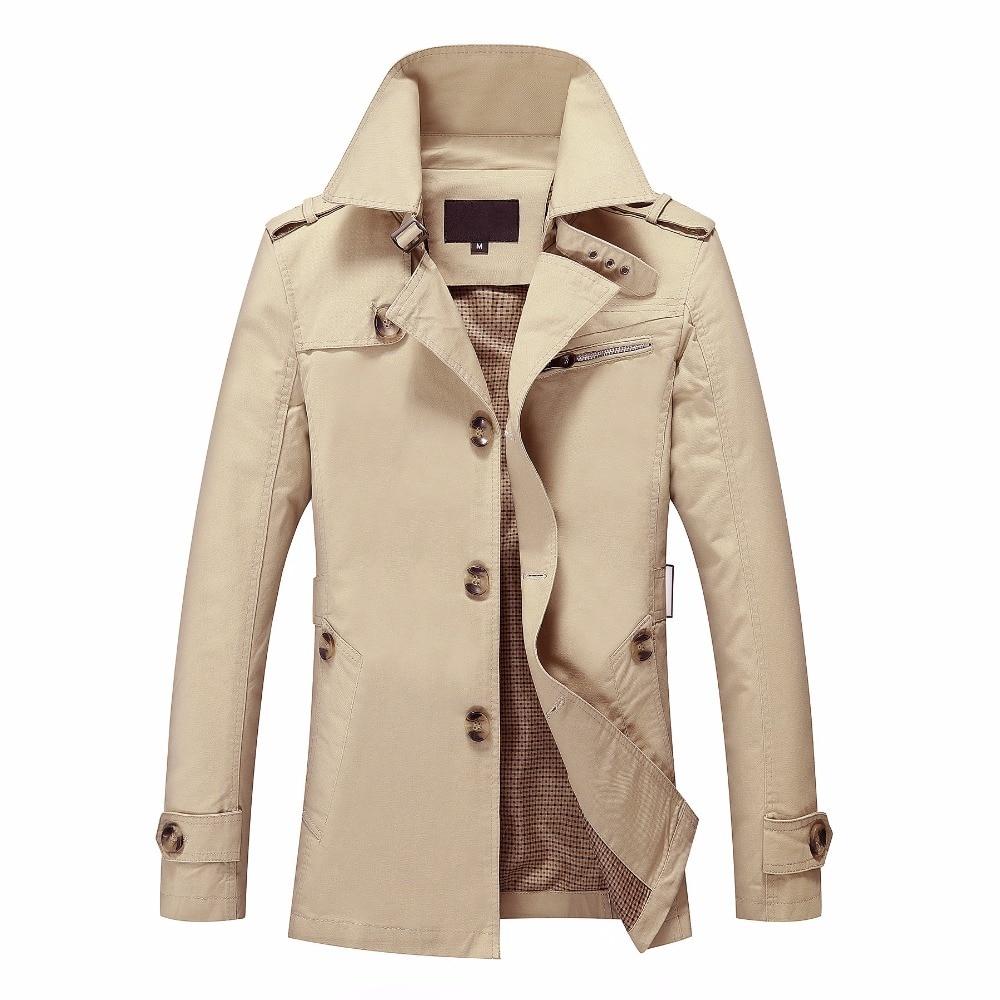 Bolubao Neue Männer Winter Jacke Mode Britischen Stil Marke Kleidung Windjacke Warme Jacke Mantel Militärischen Männlichen Jaqueta Masculino