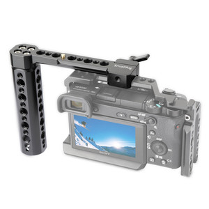 """Image 4 - SmallRig Outrigger Nato Handle With 1/4"""" and 3/8"""" Threaded Holes For Universal Camera Cage/Monitor/Magic Arm  1534"""