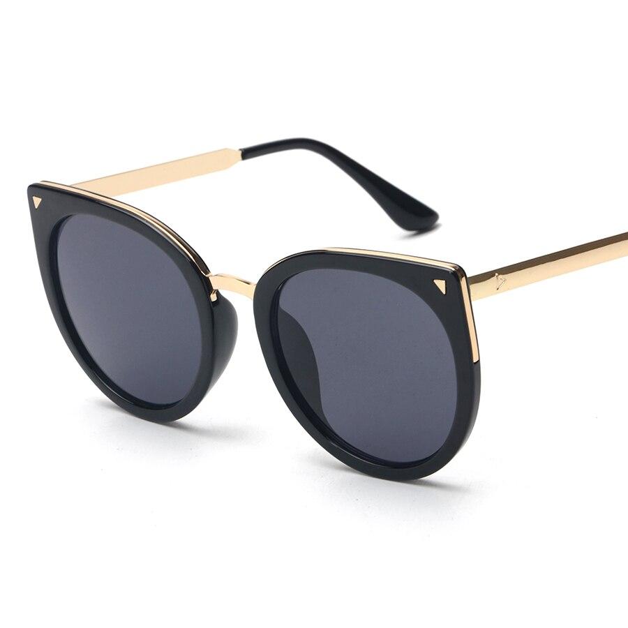 e2e7310e41 mimiyou Cat Eye Triangle Eyeglasses Eyewear Vintage Retro Fashion Sun  Glasses Unisex Women Men UV400 oculos de sol feminino-in Sunglasses from  Women s ...