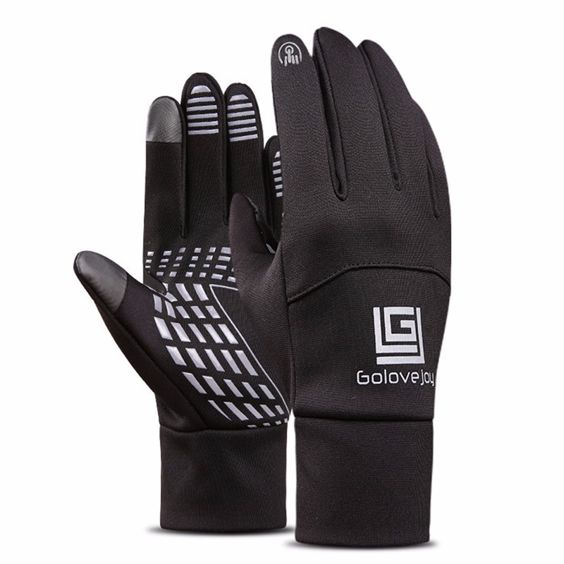 Men Ski Gloves Outdoor Sport Skiing Touch Screen Gloves Snowboard Waterproof Windproof Gloves Cycling Winter Warm Thermal Gloves bluetooth wireless sport gloves earphones headsets headphones winter warm gloves touch screen handsfree calls mp3 play for phone