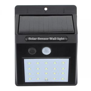 Image 3 - 8pcs/lot LED Solar Light Bulb Motion Sensor Security Wall Lamp Outdoor Waterproof Energy Saving Home Garden Street Yard Light