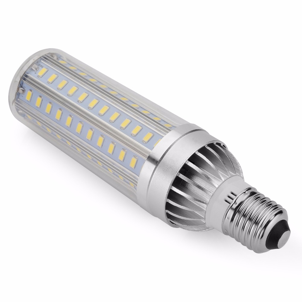 Bulb E27 220v LED High Power Corn Lamp E26 110v SMD5730 Lamparas led Light 25W 35W 45W Aluminium Fan Cooling Radiator Lighting led smart emergency lamp led bulb led e27 bulb lights light bulb energy saving 5w 7w 9w after power failure automatic lighting