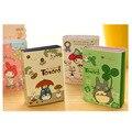 Bonito Totoro Melody 6 Dobrável Memo Pad Sticky Notes Memo Notepad Bookmark Papelaria Presente Para A Menina