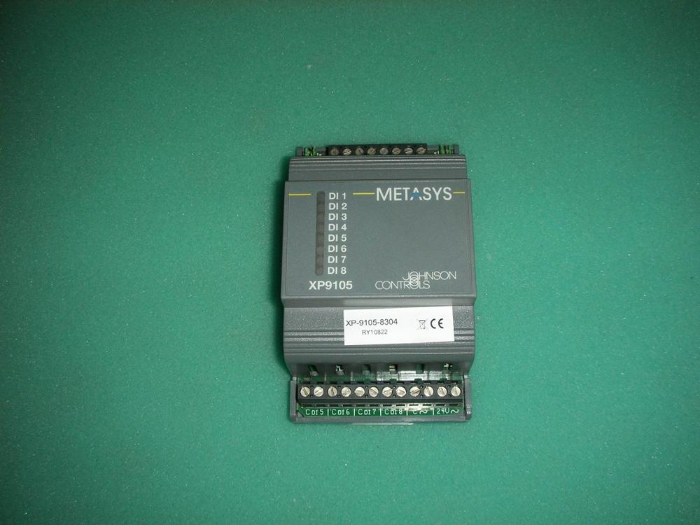 1PC USED American Johnson control module XP-9105-8304 mick johnson motivation is at