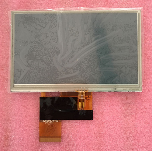 """×272 LCD Display RGB Touch Screen Digitizer AT050TN30 5.0/"""" Chimei Innolux 480"""