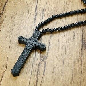 Meaeguet Large Wood Catholic J