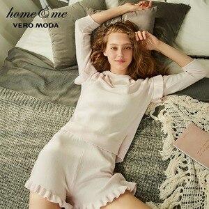Image 2 - Vero Moda nouvelle combinaison de pyjamas en tricot à volants