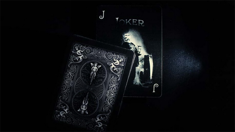 Shadow-Masters-Original-Bicycle-Shadow-Playing-Card-magic-trick-Black-Deck-By-Ellusionist-Creative-Poker-Magic-Props-81215-4