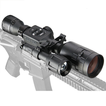 Eagleeye Tactical Night Vision Rifle Scope HD 3-12X Day And Riflescope Bluetooth Wifi  Support gs27-0024