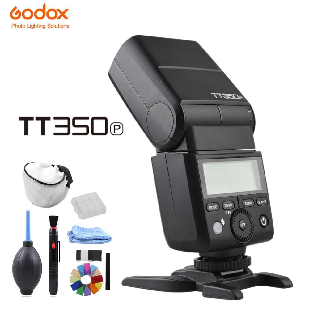 Pre-sale! GODOX Mini TT350P TT350 TTL HSS 2.4GHz Wireless Flash for Pentax 645Z K-3II K-1 KP K-50 K-S2 K70 Camera bodykraft k 52