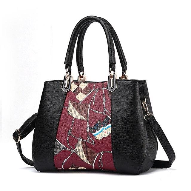 2017 Hot Sale Fashion Handbag Women Messenger Bags Small High Quality PU leather Shoulder Bags Ladies Hand Bags crossbody bag