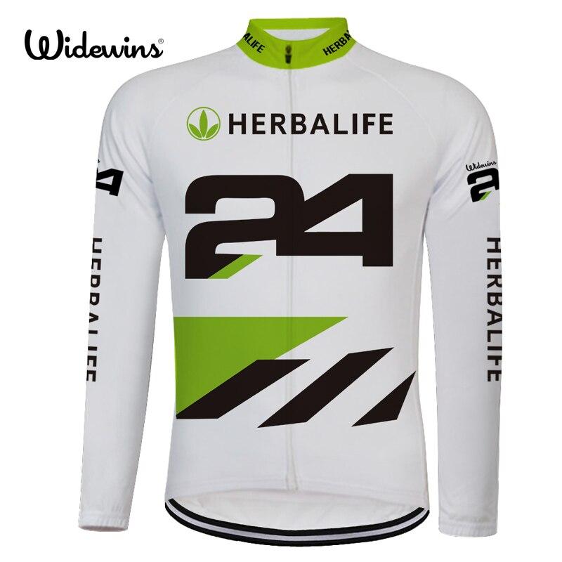 HERBALIFE 24 Հեծանվավազք Jerseys Ropa Ciclismo - Հեծանվավազք - Լուսանկար 2