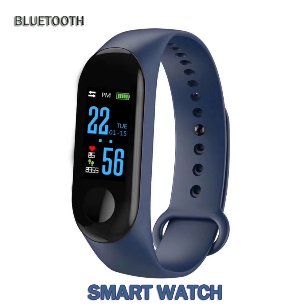 SEWOR Waterproof Heart Rate Fitness Tracker Smart Blood Pressure Wristband Stopwatch GPS Pedometer Ladies And Men Sport Watch