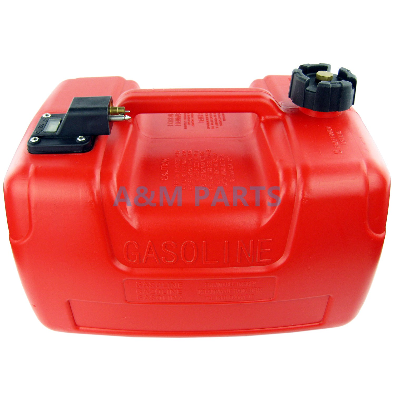US $52 36 24% OFF|Portable Boat Fuel Tank 3 2 Gallon 12L Marine Outboard  Fuel Tank With Fuel Hose Connector Fuel Gauge-in Fuel Tanks from  Automobiles