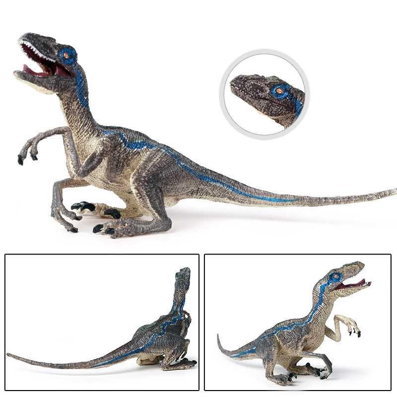 Брюс Робин Юрский Мир 2 модель динозавра