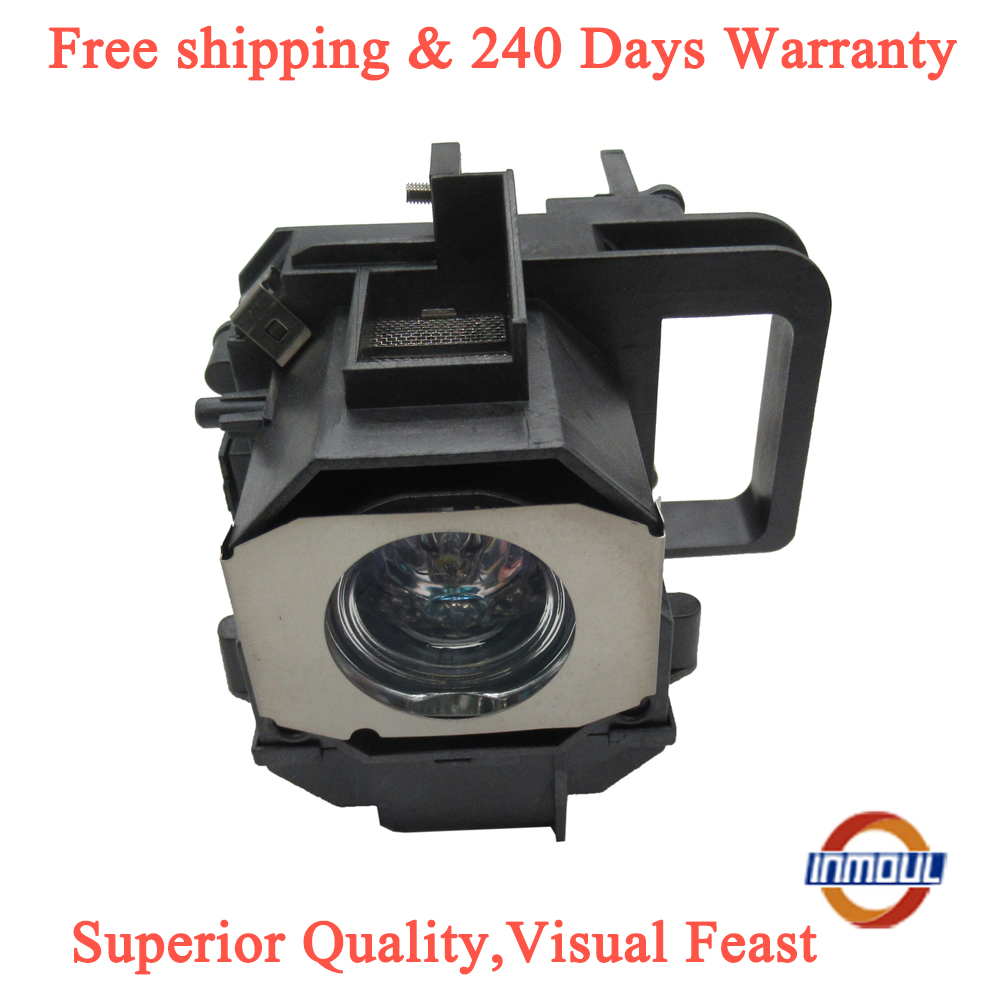Inmoul-4 A+quality And 95% Brightness Projector Lamp For ELPLP49 For EH-TW2800 / EH-TW3000 / EH-TW3800 / EH-TW5000 / EH-TW5800