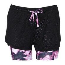 HOT Sale Fashion Fitness Summer Skinny Women Workout Waistband Skinny Shorts Stretch Elastic Sportswear High Quality Mar 24