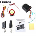 Cimiva 2017 New Motorcycle Anti-theft Security Alarm System Remote Control Engine Start 12V Hot Selling