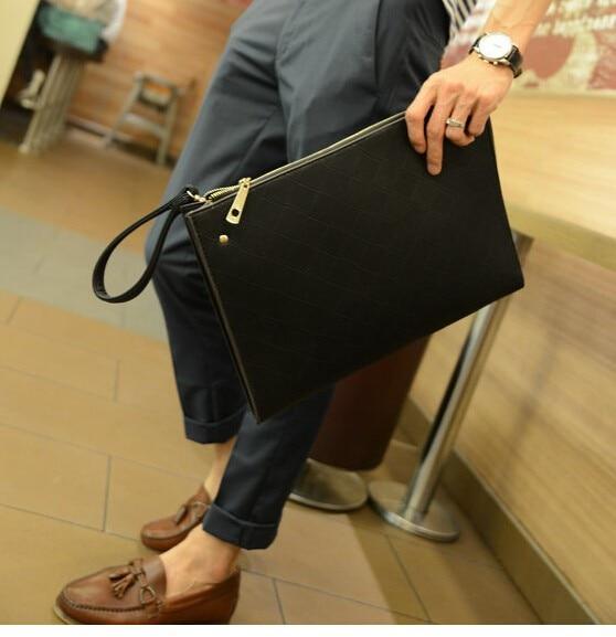 stacy bag isti satış yaxşı keyfiyyətli kişi clutch kişi moda - Çantalar - Fotoqrafiya 5