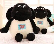 Подарок для ребенка 1 шт. 30 см мультфильм милые овцы Тимми Время плюшевые удержания кукла новинка подруга на день рождения мягкую игрушку