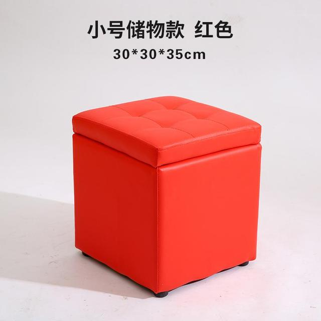 Pleasing Us 49 54 32 Off Leather Folding Organizer Storage Ottoman Bench Footrest Stool Coffee Table Cube Camping Fishing Stool Quick And Easy Assembly In Ncnpc Chair Design For Home Ncnpcorg
