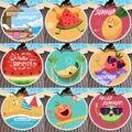 2019 Mais Novo na moda verão linda ployeter Bonito Grande prato de Frutas Rodada Chuveiro de Praia Toalha de Mesa Tapeçaria Cobertor Yoga Esteira Da Praia