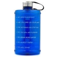 2.2L Große Kapazität Sport Flasche Gym Große Wasserkocher Im Freien Sport Flasche Camping Picknick Tragbare Wasser Flasche-in Sportflaschen aus Sport und Unterhaltung bei