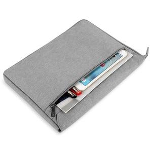 Image 3 - MOSISO حقيبة الكمبيوتر المحمول 13.3 بوصة حقائب الكمبيوتر المحمول لماك بوك اير 13 حالة جديدة تعمل باللمس شريط الشبكية برو 13 جراب إيسوز أيسر ديل